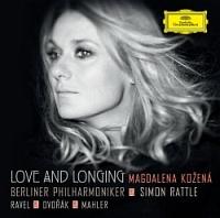 愛と憧れ -ラヴェル、ドヴォルザーク、マーラー管弦楽伴奏歌曲集