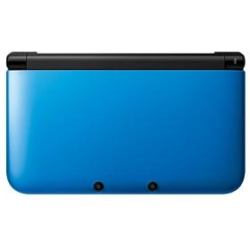 ニンテンドー3DS LL:ブルー×ブラック(SPRSBKAA)