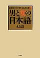 広辞苑の中の掘り出し日本語 男と女の日本語 (2)