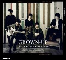 4TH MINI ALBUM:GROWN-UP