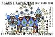 不思議な森の紳士録 クラウス・ハーパニエミ ポストカードブック