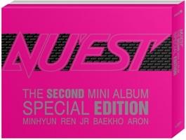 NU'EST『2ND MINI ALBUM SPECIAL EDITION』