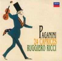 リッチ(ルッジェーロ)『パガニーニ:24のカプリース』