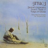 《ガーナ》西アフリカの音楽2~ガーナの歌と踊り