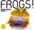 FROGS! カレンダー 2014