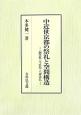 中近世京都の祭礼と空間構造 御霊祭・今宮祭・六斎念仏