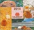 カピバラさん 壁かけカレンダー 2014