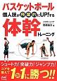 バスケットボール個人技が飛躍的にUP!する体幹トレーニング
