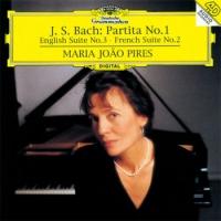 ジャクリーヌ・アレクサンドレ『バッハ:パルティータ第1番、イギリス組曲第3番、フランス組曲第2番』
