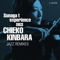 金原千恵子『Sunaga t experience DIGS CHIEKO KINBARA ~CHIEKO KINBARA JAZZ REMIXIES』
