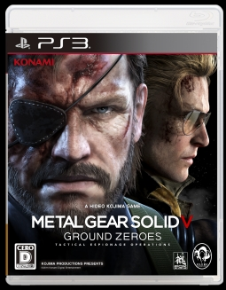 METAL GEAR SOLID 5:GROUND ZEROES
