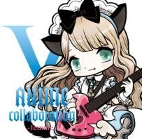 田村直美『V-ANIME collaboration -femme-』