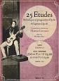 カルカッシ ギターのための25のエチュード<原典版> Op.60/6つのカプリス Op.26