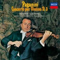 パガニーニ:ヴァイオリン協奏曲第3番