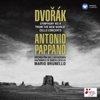 ドヴォルザーク:交響曲第9番「新世界より」&チェロ協奏曲