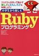Rubyプログラミング 小学生から楽しむ プログラムを作って動かす楽しさとおもしろさを体験し