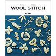 WOOL STITCH 素朴で優しいウール糸の刺繍図案
