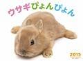 ウサギぴょんぴょん カレンダー 2015