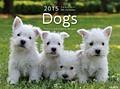 Dogs カレンダー 2015