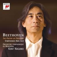 Luis Grinhauz『ベートーヴェン:交響曲第2番&第4番』
