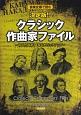 決定版!!クラシック作曲家ファイル~有名作曲家110名をピックアップ~ 音楽史順で読む
