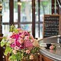 花時間 パリの花・パリの街カレンダー 2015