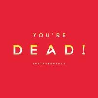 Odd Nosdam『You're Dead!』