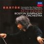 バルトーク:管弦楽のための協奏曲/中国の不思議な役人 ヴィオラ協奏曲/弦楽器、打楽器とチェレスタのための音楽