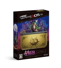 Newニンテンドー3DS LL ゼルダの伝説 ムジュラの仮面 3D パック(REDSDBDA)