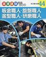 板金職人・旋盤職人・金型職人・研磨職人 職場体験完全ガイド44 町工場の仕事