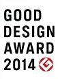 GOOD DESIGN AWARD 2014 YEAR BOOK