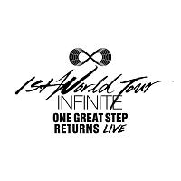 INFINITE『ONE GREAT STEP RETURNS LIVE:1ST WORLD TOUR (2CD)』