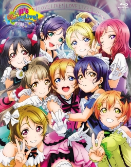 ラブライブ! μ's Go→Go!LoveLive!2015 ~Dream Sensation!~ Memorial BOX