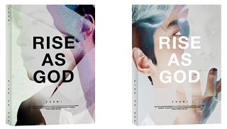 SPECIAL ALBUM: RISE AS GOD