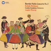 バルトーク:ヴァイオリン協奏曲第2番