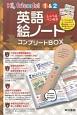 Hi,Friends!1&2 英語絵ノートコンプリートBOX しゃべるペン付き