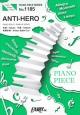 ANTI-HERO by SEKAI NO OWARI ピアノソロ・ピアノ&ヴォーカル 映画「進撃の巨人 ATTACK ON TITAN」