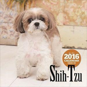 シー・ズーカレンダー 2016