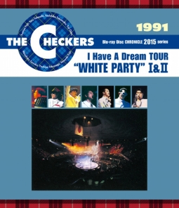 """1991 I have a Dream TOUR """"WHITE PARTY I&II"""""""
