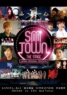 SMTOWN THE STAGE-日本-
