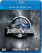 ジュラシック・ワールド3D ブルーレイ&DVDセット