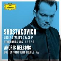 ショスタコーヴィチ:交響曲第5番・第8番&第9番 ≪ハムレット≫組曲(抜粋)