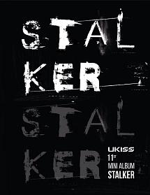 U-KISS『11TH MINI ALBUM:STALKER』