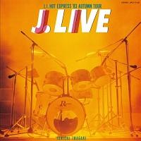 J.LIVE -J.I.HOT EXPRESS '83 AUTUMN TOUR-