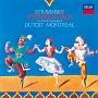 ストラヴィンスキー:バレエ≪ペトルーシュカ≫、交響詩≪うぐいすの歌≫、管弦楽のための4つの練習曲