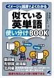 似ている英単語使い分けBOOK イメージと語源でよくわかる
