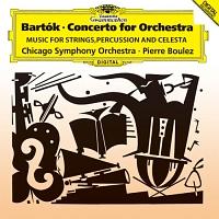 セリーヌ・ディオン with クライズラー&カンパニー『バルトーク:管弦楽のための協奏曲 弦楽器、打楽器とチェレスタのための音楽』