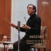 ドレスデン国立歌劇場管弦楽団『モーツァルト:交響曲第39番・第40番』