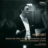 ドレスデン国立歌劇場管弦楽団『モーツァルト:フルートとハープのための協奏曲 管楽器のための協奏交響曲』