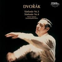 ドヴォルザーク:交響曲第3番・第4番